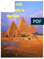 In Route With the Pharaohs of the Bible