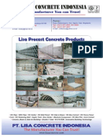 Lisa Concrete Indonesia Brochure