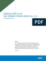 Intro to XtremIO Array
