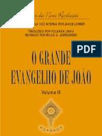 Jacob Lorber - O Grande Evangelho de Joào03