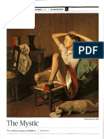 Exhibition Review of The Metropolitan Museum of Art's Balthus Exhibit