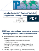 Introduction to ISS and SDTP