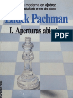 eBook Chess Ajedrez Aperturas Abiertas (Ludek Pachman) by Polyto