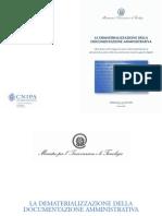 La Dematerializzazione Della Documentazione Amministrativa - Libro Bianco