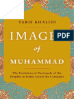 Images of Muhammad by Tarif Khalidi - Excerpt