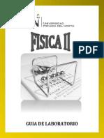 Manual Del Laboratorio de Fisica 2