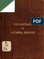 Brief Expositions of Rational Medicine Bigelow 1858