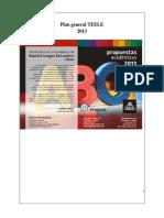 ACA101 - Tecnicatura TEELE.      Presentación general- 2013