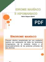 Síndrome maníaco Marlon