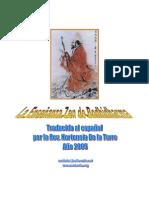 La Enseñanza Zen de Bodhidharma