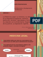 Aspectos Legales en Enfermería