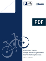 Bicycle Parking Guidelines Final May08