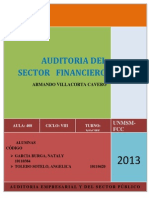 Auditoria Del SF