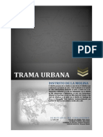 Seminario de Urbanismo - Trama Urbana - Monografia Final