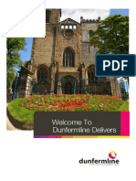 Welcome & About Dunfermline Delivers