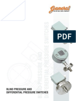 Pressure Switch Catalogue