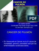 C.A. de Pulmón.Clase pregrado