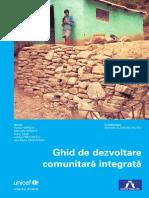 Ghid de dezvoltare comunitară integrată