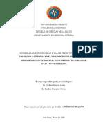 Tesis.DIAGNOSTICO DE EVC ISQUÉMICO Y HEMORRÁGICO