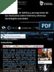 Estudio 2013 de hábitos y percepciones de los mexicanos sobre Internet y diversas tecnologías asociadas