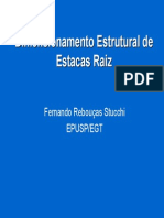 Dimensionamento estrutora de estaca tipo raiz.pdf