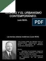 TEORÍAS Y EL URBANISMO CONTEMPORÁNEO