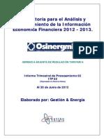 Financ Osinergmin
