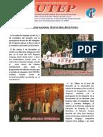 III Congreso Estatutario - Arequipa 2013