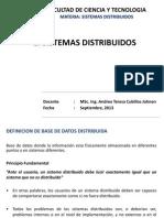1. Sistemas Distribuidos