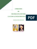 O Processo de Transicao Planetaria Textos Web