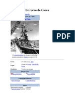 Batalla Del Estrecho de Corea