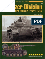 4th Panzer-Division on the Eastern Front Vol 1 1941-1943