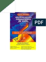 Aplicaciones Financieras de Excel