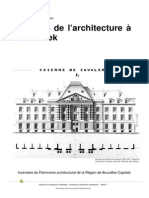 1040-Histoire Architecture Etterbeek