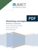 Marketing y Su Importancia