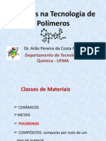 Avanços na Tecnologia de Polímeros