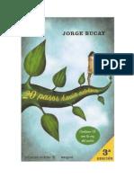 20 Anos Hacia Adelante - Jorge Bucay