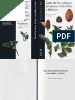 Guia de Las Plantas Silvestres Comestibles y Toxicas