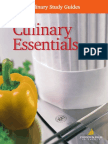 Culinary Study Guides