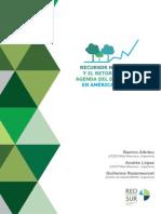 Desarrollo Recursos Naturales América Sur