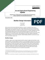Bio Filter Design