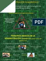 f Administracion Enfoque Humanistico