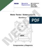 Eurocargo Motor Tector Sistema EDC