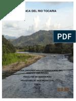 Proyecto Cuenca Del Rio Tocaria