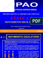 Movimiento 0scilatorio