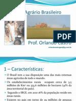 01 - O Espaço Agrário Brasileiro