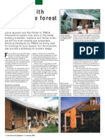 Building With Sustainable Forest Products