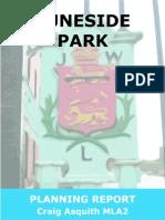 MDP Planning Context Luneside, Lancaster, UK