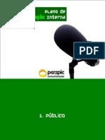 Internal Communication Plan - Plano de Comunicação Interna