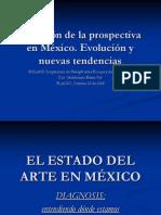 Baena Paz, Guillermina - Situación de la prospectiva en México. Evoluación y nuevas tendencias. FLACSO